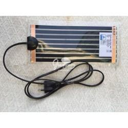 Esterilla calefactora para kits de cultivo de setas