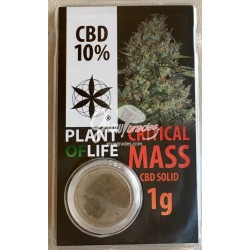 Critical Mass CBD Solid 10% (Plant of Life)