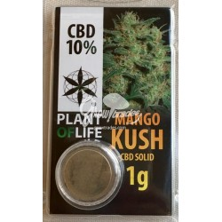Mango Kush CBD Solid 10% (Plant of Life)