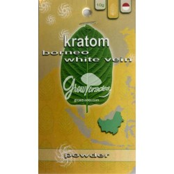 Kratom Borneo Red Vein. 10gr