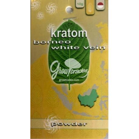 Kratom Borneo Red Vein. 10gr