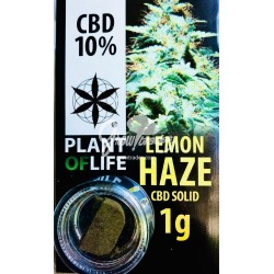 Lemon Haze CBD Solid 10% (Plant of Life)